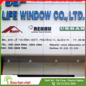 LIFE WINDOW DOORS HCMC