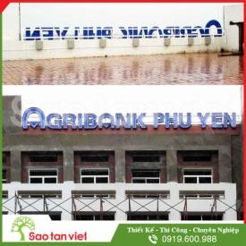 Chữ Tole Sơn Tĩnh Điện - Đèn Neon Sign (ARB)