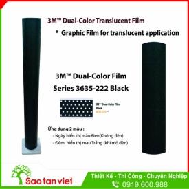 Decal 3M Dual Color Series 3635 - 222 Black of America
