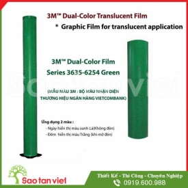Film 3M Dual Color Series 3635 - 8549