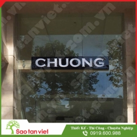 Tailor Mica Light Box CHUONG