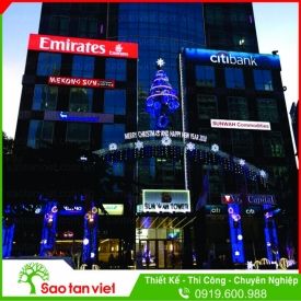 LOGO Emirates TẠI TÒA NHÀ SUNWAH