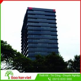 Logo 3M tại Toà nhà Mapletree / Vivo City, Q.7, TP.HCM