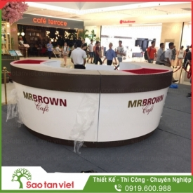 MR BROWN COMBINATION SHOWROOM CAFE