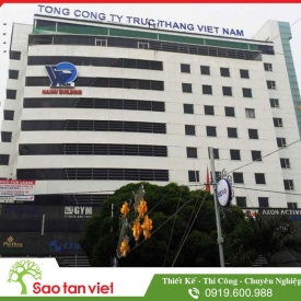 Rooftop Sign Tole - Neon Sign (Truc Thang Viet Nam)