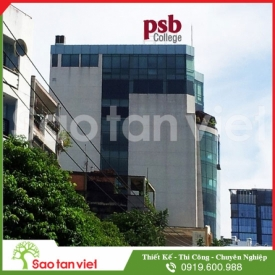 Rooftop Sign Tole - Decal 3M Veneer (PSB)