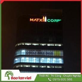 Matxi Corp Office in Ho Chi Minh City