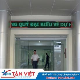 Biển đèn Led Quang Báo ( EVN )