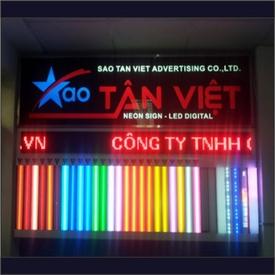 Bộ Mẫu Đèn Neonsign & Led ( Sao Tân Việt )
