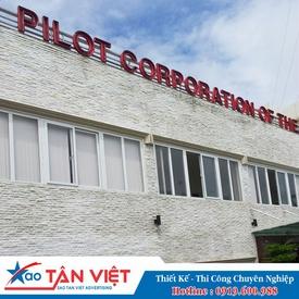 Rooftop Sign Tole Sơn Tĩnh Điện - Đèn Neon (Pilot)