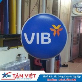 Light box waving 2 floating suction sides (VIB)